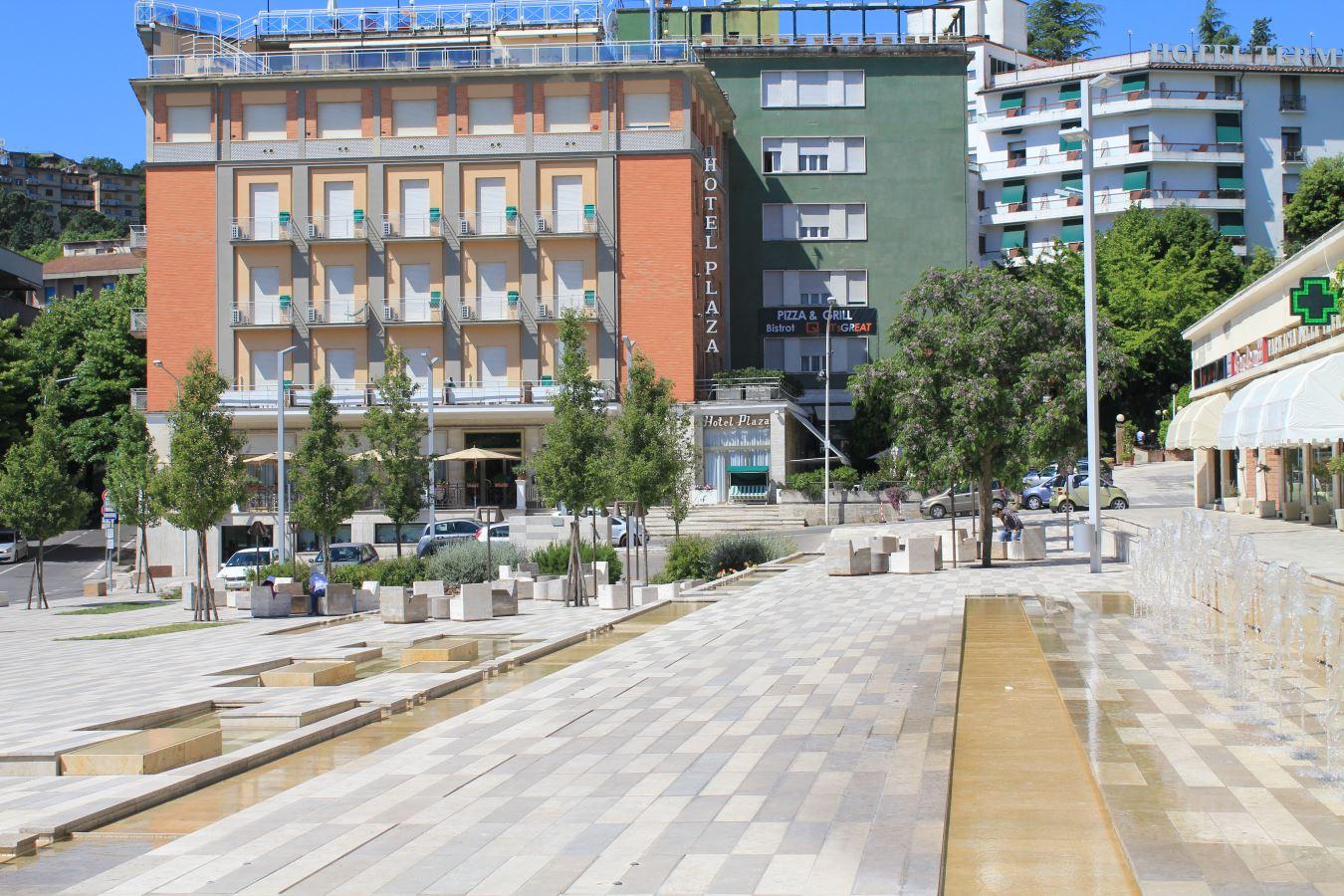 Grand Hotel Plaza Chianciano